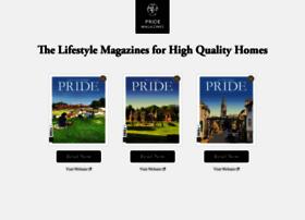 Pridemagazines.co.uk thumbnail