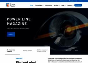 Primapower.com thumbnail