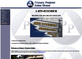Primarypurpose.us thumbnail