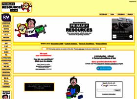 Primaryresources.co.uk thumbnail