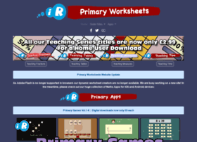 Primaryworksheets.co.uk thumbnail