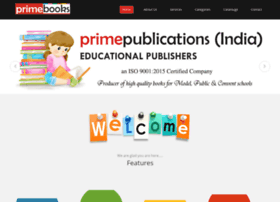 Primebooksindia.co.in thumbnail
