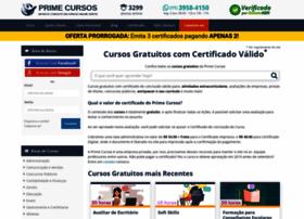 Primecursos.com.br thumbnail