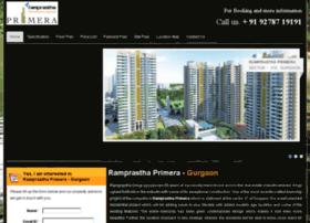 Primeragurgaon.co.in thumbnail