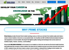 Primestocks.in thumbnail