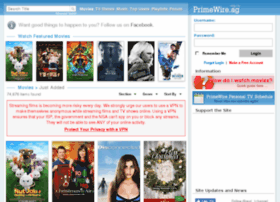 primewire.unblocked.cam at WI. PrimeWire | 1Channel | LetMeWatchThis ...