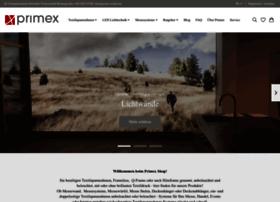 Primex-interior.de thumbnail