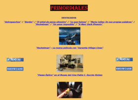 Primordiales.com.ar thumbnail