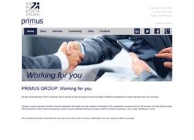 Primus-group.eu thumbnail