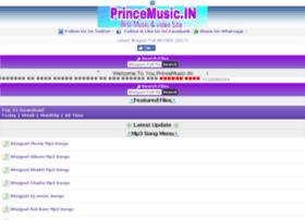 Princemusic.in thumbnail