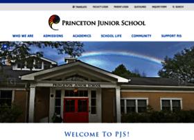 Princetonjuniorschool.org thumbnail