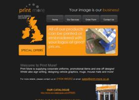 Print-more.co.uk thumbnail