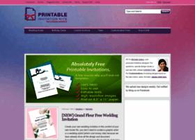 Printableinvitationkits.com thumbnail