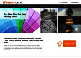 Printcity.ca thumbnail