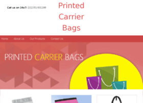 Printed-carrier-bags.co.uk thumbnail