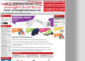 Printedgifts.co.uk thumbnail