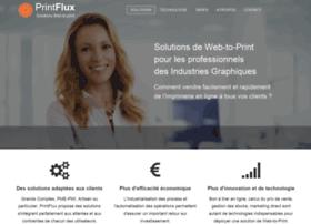 Printflux.com thumbnail