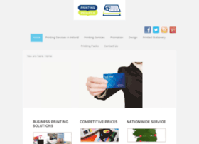 Printing-specialists.ie thumbnail