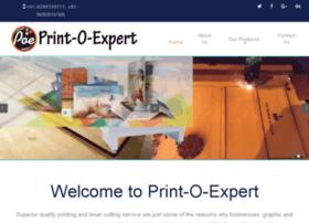 Printoexpert.co.in thumbnail