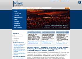 Prinzlawoffice.com thumbnail