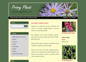 Prioryplants.co.uk thumbnail
