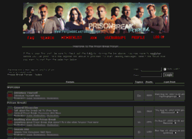 Prisonbreakforum.co.uk thumbnail