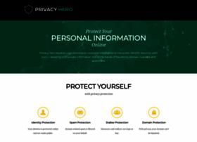 Privacyhero.company thumbnail