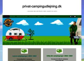 Privat-campingudlejning.dk thumbnail