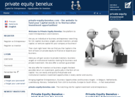 Private-equity-benelux.com thumbnail