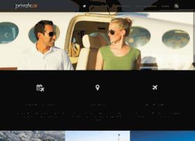 Privateair.ca thumbnail