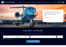 Privatejetcharter.co.uk thumbnail