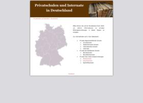 privatschulen-in-deutschland.de at WI. Privatschulen und