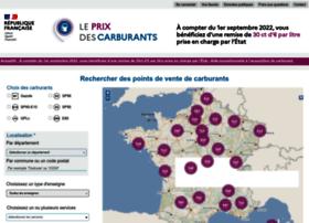 Prix-carburants.gouv.fr thumbnail
