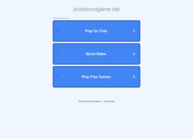 Prizebondgame.net thumbnail