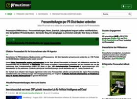 Prmaximus.de thumbnail