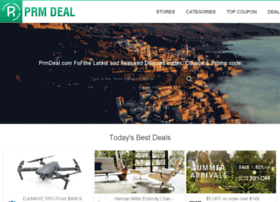 Prmdeal Com At Wi Prmdeal Latest Coupon Codes Promo Codes Deals For Thousands Of