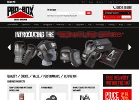 Pro-box.co.uk thumbnail