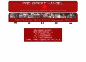 Pro-direkt-handel.de thumbnail