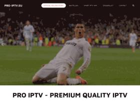 Pro-iptv.eu thumbnail