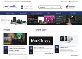Pro-media.at thumbnail