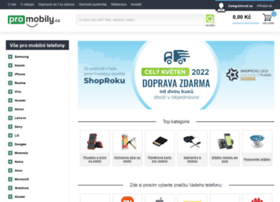 Pro-mobily.cz thumbnail