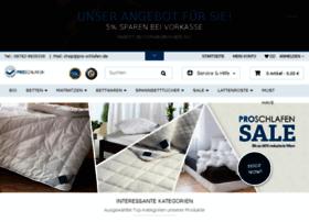 Pro-schlafen.de thumbnail