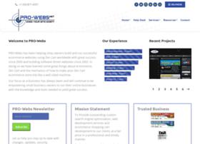 Pro-webs.net thumbnail
