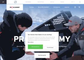 Proacademy.info thumbnail