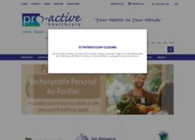 Proactivehealthcare.co.uk thumbnail