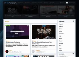 Proarena.net thumbnail