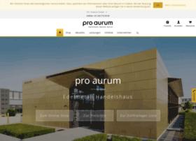 Proaurum.ch thumbnail