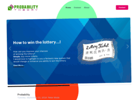 Probabilitytheory.info thumbnail