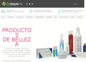 Probeauty.mx thumbnail