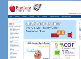 Procaresystems.net thumbnail